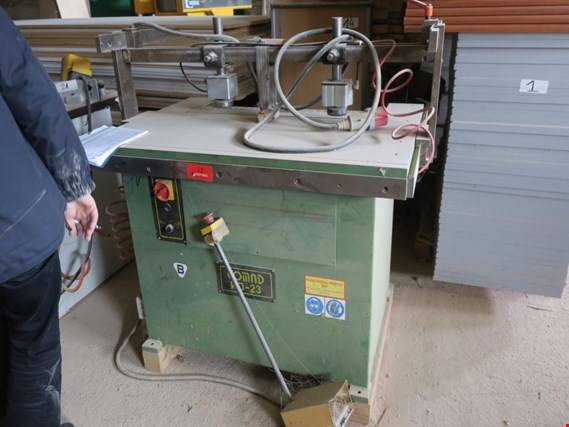 Used Gomad WJ-23 Multi-spindle drilling machine for Sale (Auction Premium)
