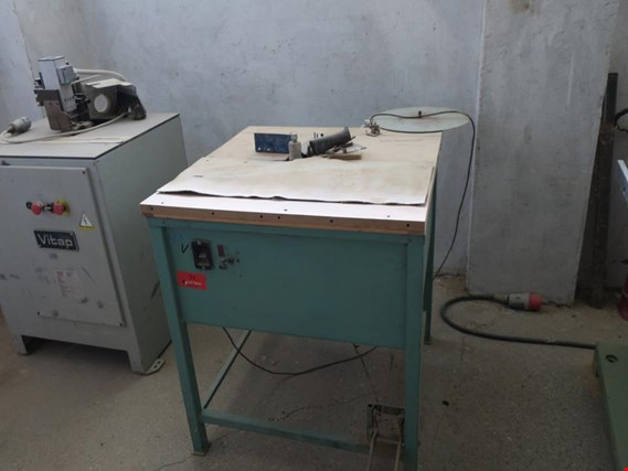 Used Spanning machine for Sale (Auction Premium)