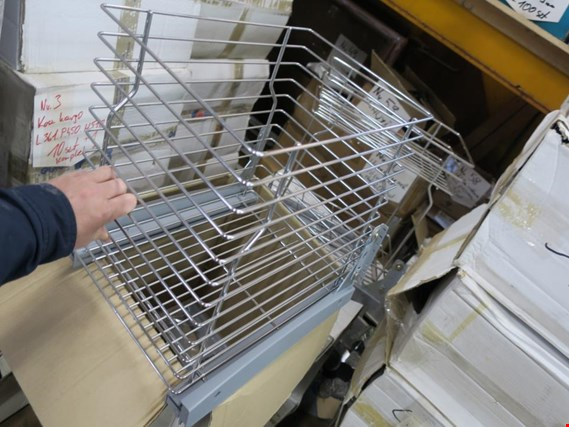Used Baskets, drawers, frames of baskets for Sale (Auction Premium) | NetBid Slovenija