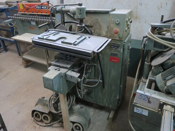 Used PEMAL DWJB Milling - drilling machine for Sale (Auction Premium)