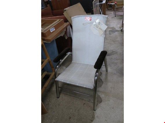 Used Chair frame, unobtrusive, with legs, chrome, 80 sets for Sale (Auction Premium) | NetBid Slovenija
