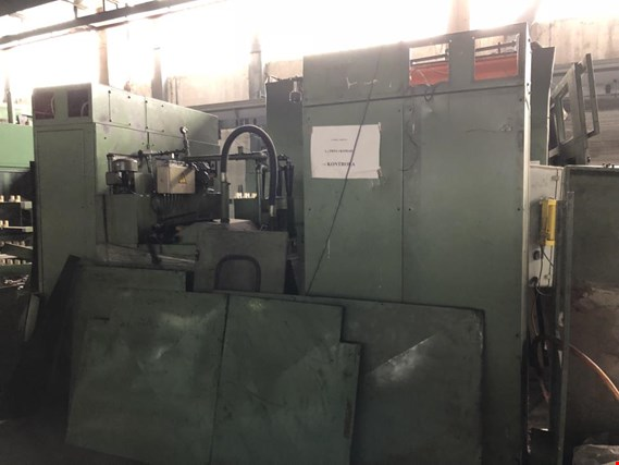 Used Fritz Werner TC 630 Horizontal CNC milling center for Sale (Auction Premium) | NetBid Industrial Auctions