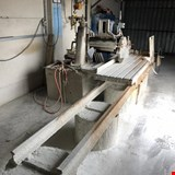 Circular saw for concrete elements