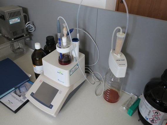Used METTLER TOLEDO Compact Titrator C20 Water content analyzer for Sale (Auction Premium)