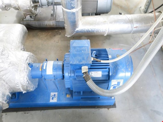 Used Allweiler SNH660 Pump for Sale (Auction Premium)