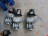 DN25 Three-way valves, automatic, with positioner, DN25, 3 pcs