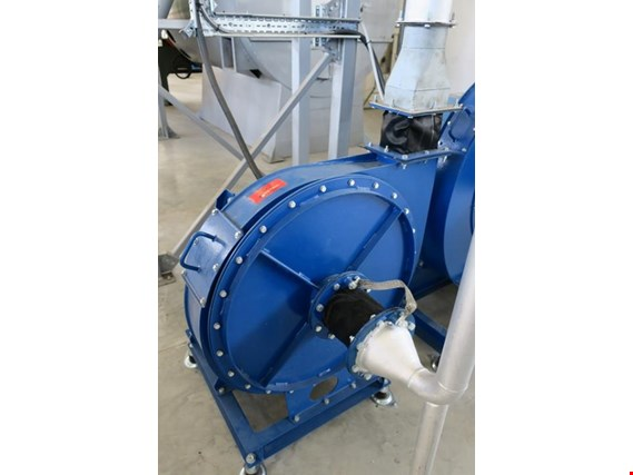BerlinLuft RE21-630-4-D/2/3,0/RDO/2745 Fan de ocasión (Auction Premium)