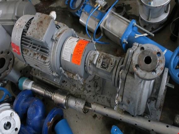 Used Allweiler NTT2/25-200 U5A-W4 Centrifugal pump for Sale