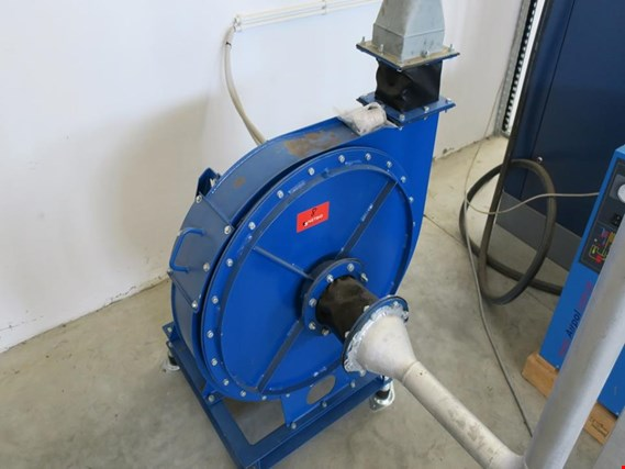 Used BerlinLuft RE21-630-1-D/2/3,0/RDO/2745 Fan for Sale (Auction Premium) | NetBid Industrial Auctions