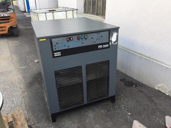 Atlas Copco FD 380 Air dryer  (Trading Premium)