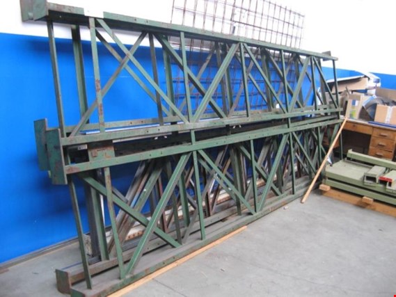 Used Steel storage - heavy duty for Sale (Auction Premium)