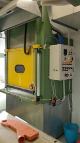 COLOR-DEC ITALY Industrial machine for washing products