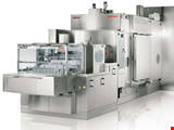 IMA HYDRA 1000 6 C, BLUE GALAXY 550 FL Washing and sterilizing line for glass containers used in pharmaceutical industry