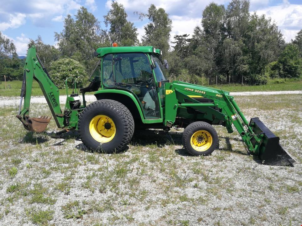 john deere 4610 traktor gebraucht kaufen auction premium. Black Bedroom Furniture Sets. Home Design Ideas
