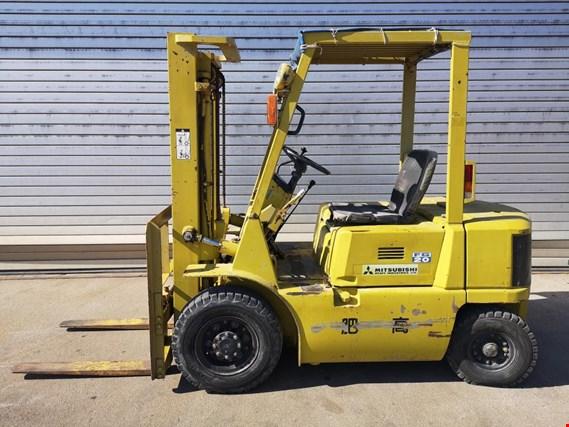 Used Mitsubishi FG20 Forklift for Sale (Auction Premium)