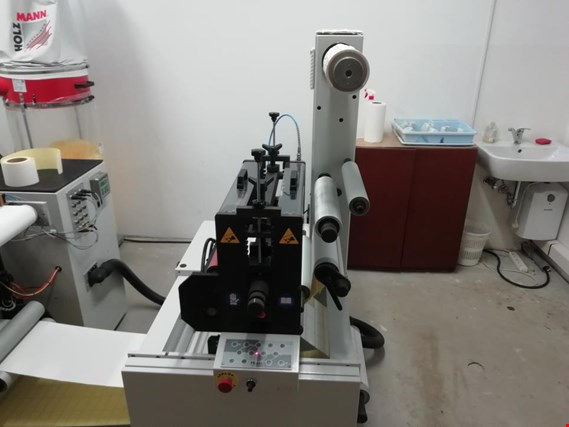 Used PRATI SATURN TE 330 LABELING MACHINE for Sale (Trading Premium) | NetBid Industrial Auctions