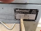 ELUMATEC CLS153 Double axis grooving machine