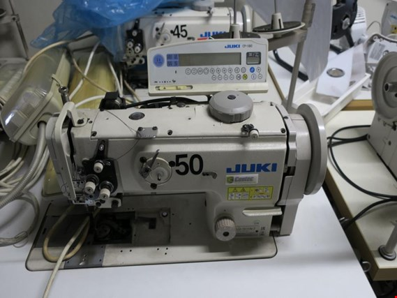 Juki LU-1511N-7 One needle machine gebraucht kaufen (Auction Premium)
