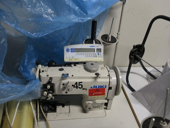 Juki LU-1511N-7 One needle machine gebraucht kaufen (Auction Premium) | NetBid Industrie-Auktionen