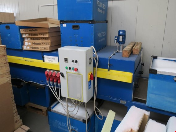 Polimet TS 800 Drying tunnel gebraucht kaufen (Auction Premium)