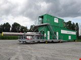 Gföllner Mobile Factory for underground gas insolated pipes