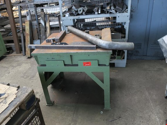 Used Marking table for Sale (Auction Premium) | NetBid Industrial Auctions