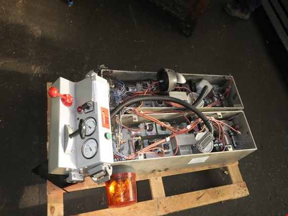 Used Device for checking railway pneumatics, no markings for Sale (Auction Premium) | NetBid Industrial Auctions
