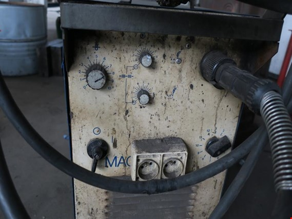 MesserGriesheim Magstar 250 Welding semi-automatic machine (Auction Premium) | NetBid España