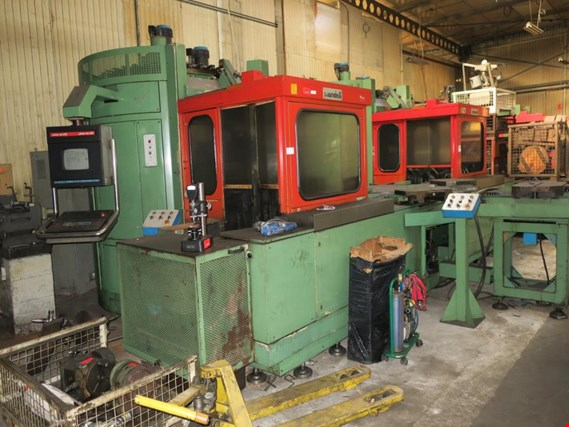 Used Mandelli Machining centre for Sale (Auction Premium) | NetBid Industrial Auctions