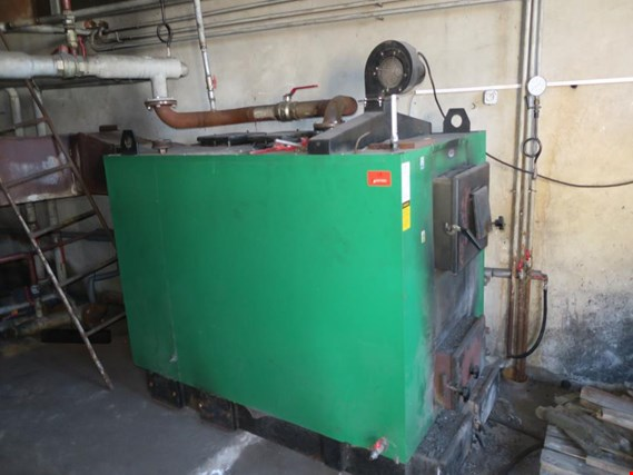 Used Kotłostal UKSM Central heating boiler for Sale (Auction Premium) | NetBid Industrial Auctions