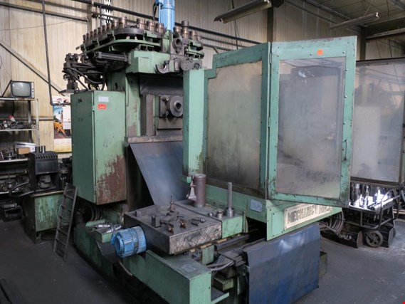 Used Mechanicy HP5 Machining center for Sale (Auction Premium) | NetBid Industrial Auctions