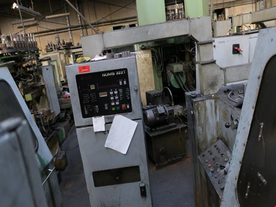 Used TZC32N1 Numerical lathe for Sale (Auction Premium) | NetBid Industrial Auctions