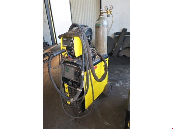 ESAB Origo Mig 510w semi-automatic welding machine (Auction Premium) | NetBid España
