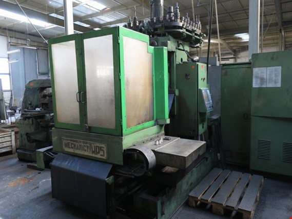 MECHANICY HP5 Machining center (Auction Premium) | NetBid ?eská republika