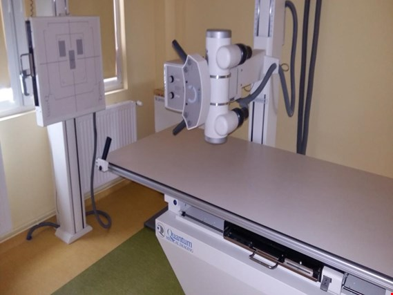 Used Odyssey HF Quest Quantum Medical Imaging, model QG-40-3 X-ray apparatus with equipment for Sale (Auction Premium) | NetBid Industrial Auctions