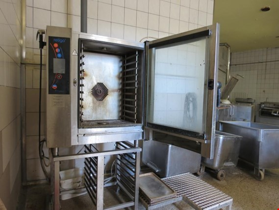 Retigo RP/E1011IA Convection oven (Auction Premium) | NetBid ?eská republika