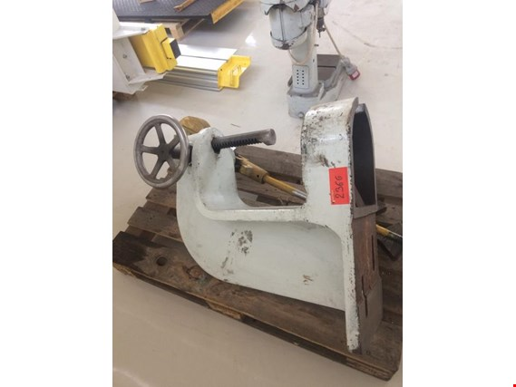 Used Mechanical manual press for Sale (Auction Premium) | NetBid Industrial Auctions