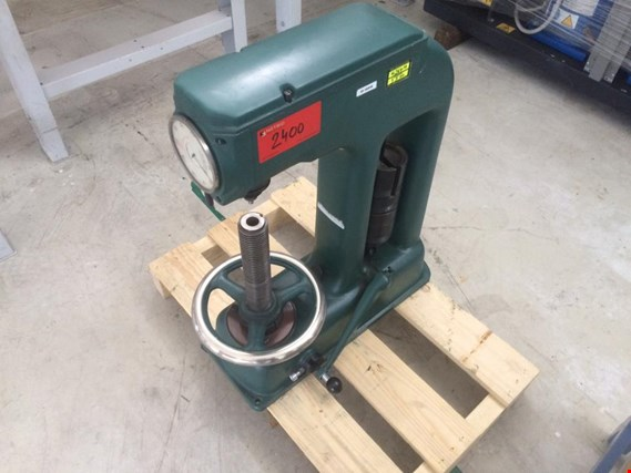 Used small table hardness tester for Sale (Auction Premium) | NetBid Industrial Auctions