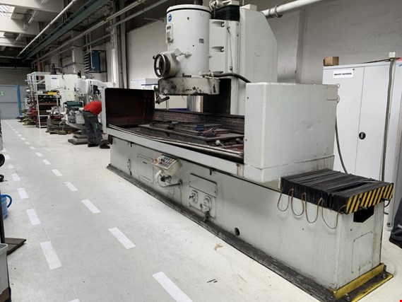 Used Kovosvit Holub BRV 70/2  Vertical surface grinder for Sale (Auction Premium) | NetBid Industrial Auctions