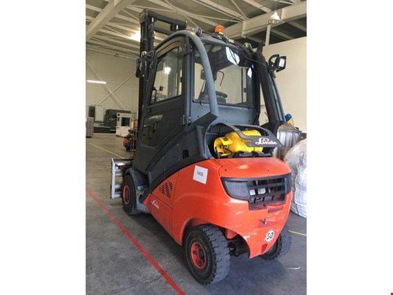 Linde H 35 Forklift (Auction Premium) | NetBid ?eská republika