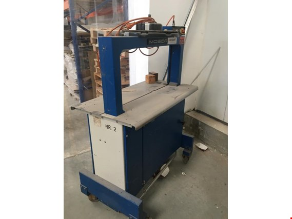Mosca RO-MP2 Automatic strapping machine (Auction Premium) | NetBid España