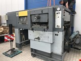 WUPA Germany PS4.1 Flatbed die cutting machine