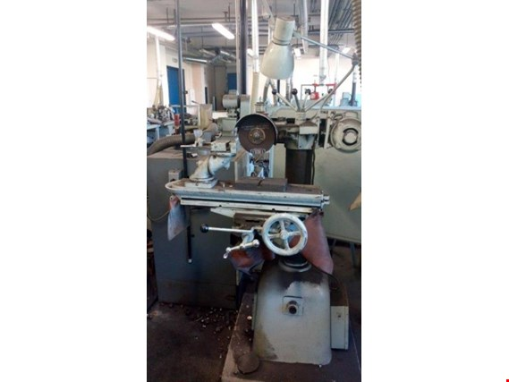 Used Blohm Tool grinding machine for Sale (Auction Premium) | NetBid Industrial Auctions