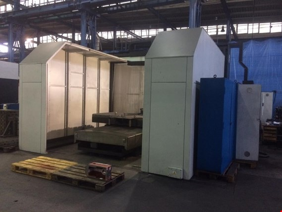 Used TOS KURIM FO 80 Horizontal machining center for Sale (Auction Standard) | NetBid Industrial Auctions