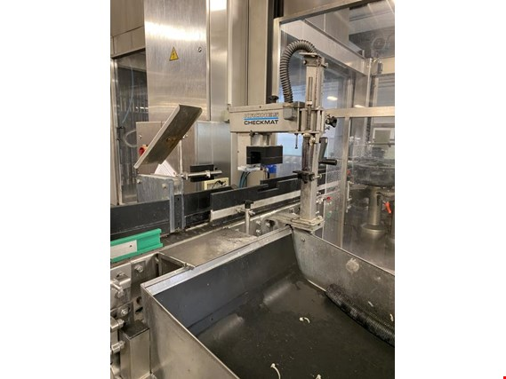 Used Krones Checkmat-System FE-G Inspection machine for Sale (Trading Premium) | NetBid Industrial Auctions