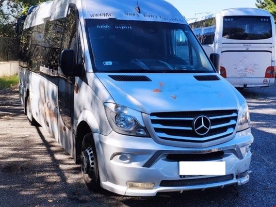 Mercedes-Benz Sprinter midibus (Auction Premium) | NetBid ?eská republika