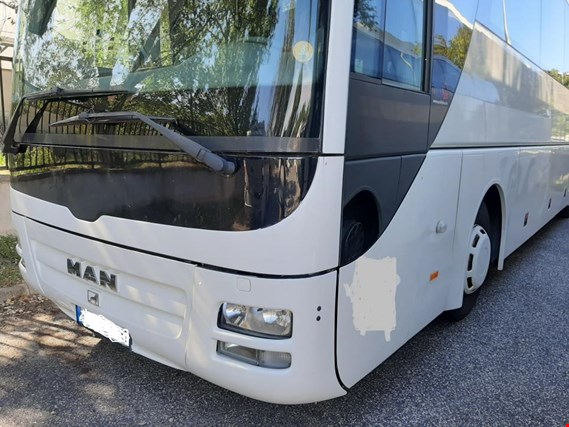 MAN R08 LIONS COACH  Bus (Auction Premium) | NetBid ?eská republika