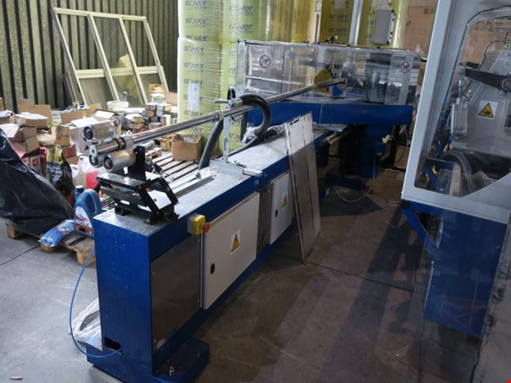 Krystian paper core making machine (Auction Premium) | NetBid España