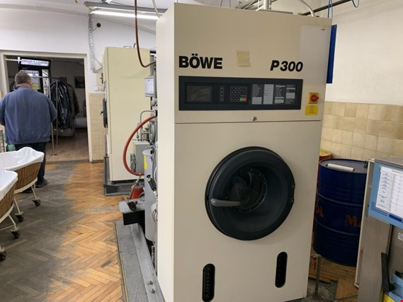 Used Böwe P300 Dry cleaning machine for Sale (Trading Premium) | NetBid Industrial Auctions