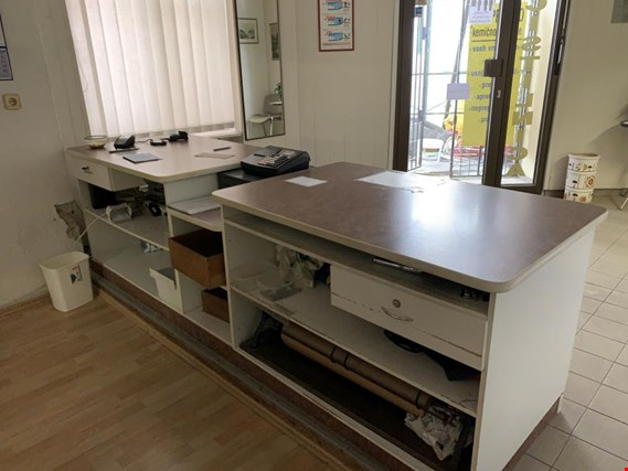 Used Working table for Sale (Trading Premium) | NetBid Industrial Auctions